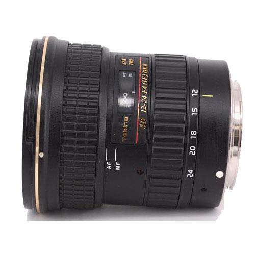 Tokina AT- X 12-24mm f/4 Pro DX II - Canon AF