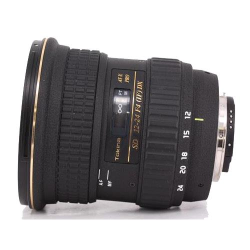 Tokina AT-X Pro 12-24mm f/4 (IF) DX (Nikon Fit)