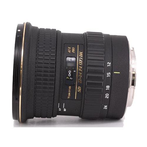 Tokina AT-X Pro 12-24mm f/4 (IF) DX (Canon Fit)