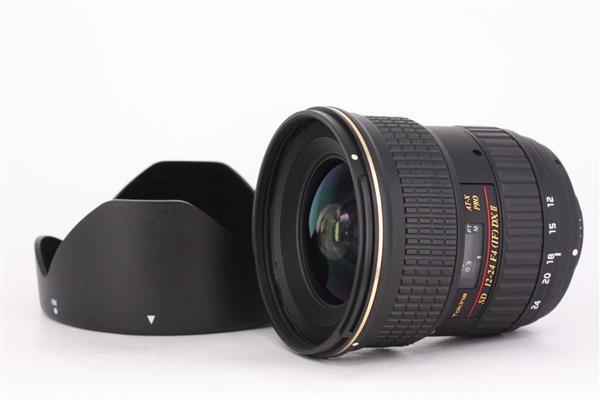 Tokina AT- X 12-24mm f/4 Pro DX II - Nikon AF