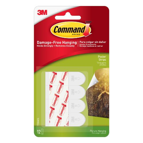 3M Command Poster Strips Product Image (Primary)