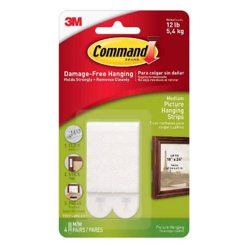 3M Command M Picture HangStrip Product Image (Primary)