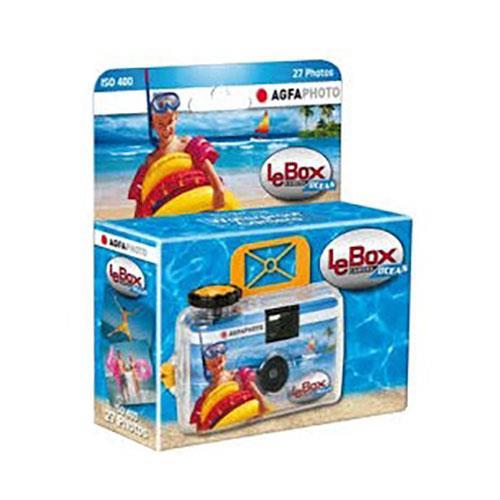 Lebox Oceana Single Use Camera 27 Exposures Product Image (Primary)