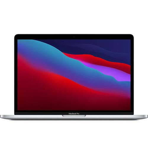 MacBook Pro 13.3-inch (2020) M1 256GB SSD in Silver Product Image (Secondary Image 1)