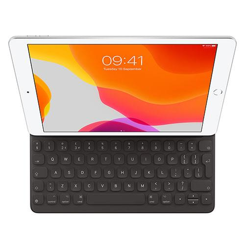 Smart keyboard for Mobile Device Qwerty UK English in Black Product Image (Primary)