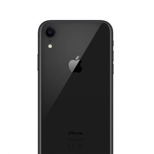 Iphone XR 128GB Black Product Image (Secondary Image 2)