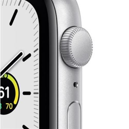 APPLE WATCH SE 44 SIL AL WT SP Product Image (Secondary Image 1)