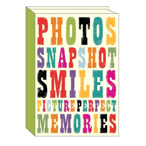 Ink Press Portrait Album Product Image (Primary)