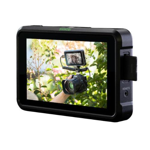 "Shinobi - 5"" 4K HDMI HDR Photo & Video Monitor Product Image (Primary)"