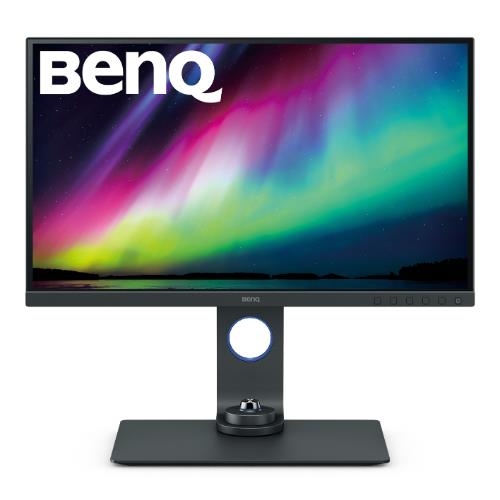 "BenQ SW270C 27"" Monitor Product Image (Primary)"