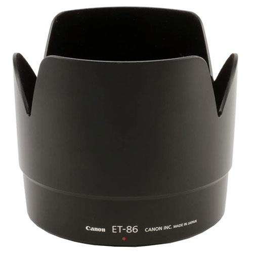 ET-86 Lens Hood Product Image (Primary)