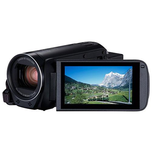 Legria HF R806 Cancorder in Black Product Image (Primary)