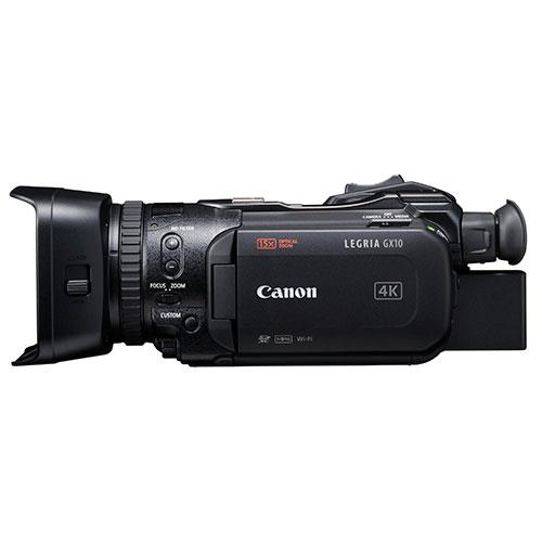 Legria GX10 Camcorder Product Image (Secondary Image 3)