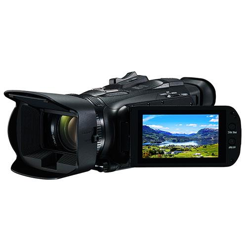 Legria HF G50 Camcorder with Extra Battery Pack Product Image (Primary)