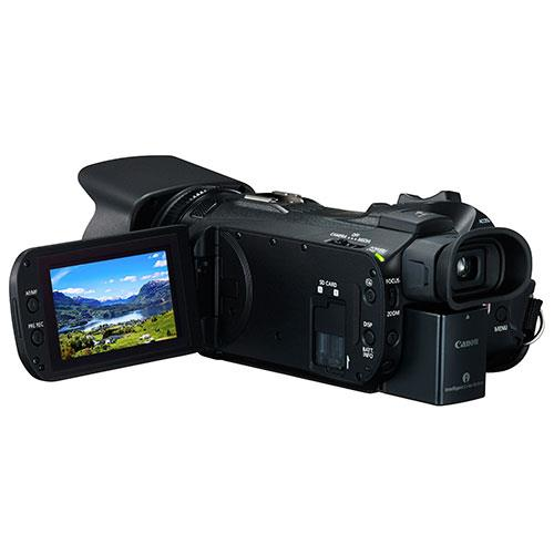 Legria HF G50 Camcorder with Extra Battery Pack Product Image (Secondary Image 1)