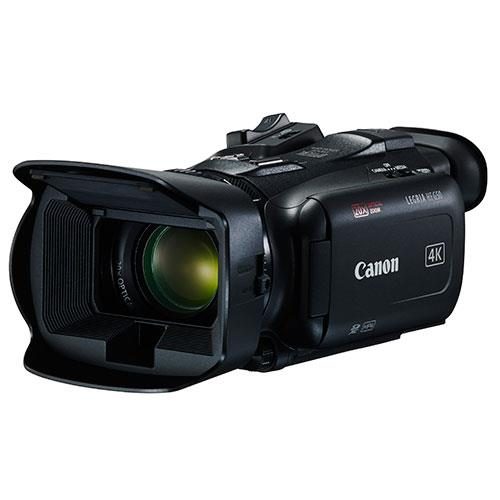 Legria HF G50 Camcorder with Extra Battery Pack Product Image (Secondary Image 2)