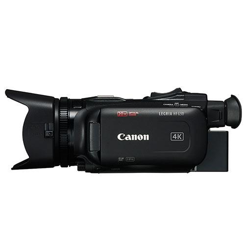 Legria HF G50 Camcorder with Extra Battery Pack Product Image (Secondary Image 3)