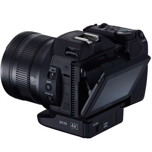 XC10 4K Camcorder Body Product Image (Secondary Image 3)