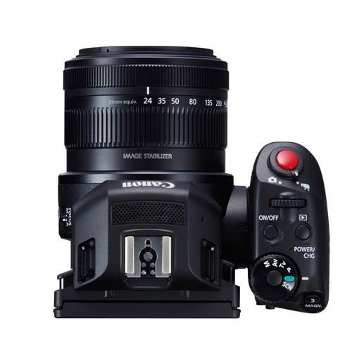 XC10 4K Camcorder Body Product Image (Secondary Image 4)