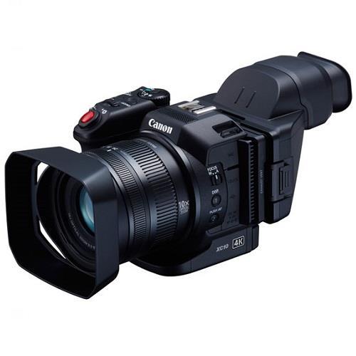 XC10 4K Camcorder Body Product Image (Secondary Image 5)