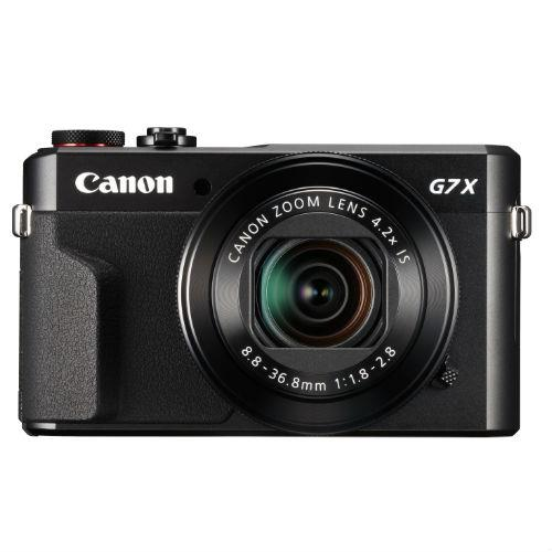 PowerShot G7 X Mark II Digital Camera Product Image (Primary)