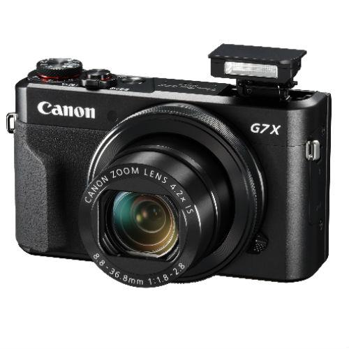 PowerShot G7 X Mark II Digital Camera Product Image (Secondary Image 3)