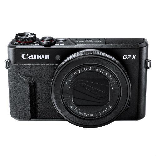 PowerShot G7 X Mark II Digital Camera Product Image (Secondary Image 4)
