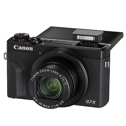 Powershot G7 X Mark III Digital Camera Product Image (Secondary Image 3)