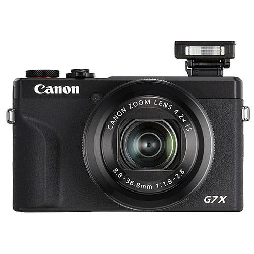 Powershot G7 X Mark III Digital Camera Product Image (Secondary Image 4)