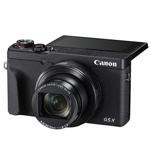 PowerShot G5 X Mark II Digital Camera Product Image (Secondary Image 6)