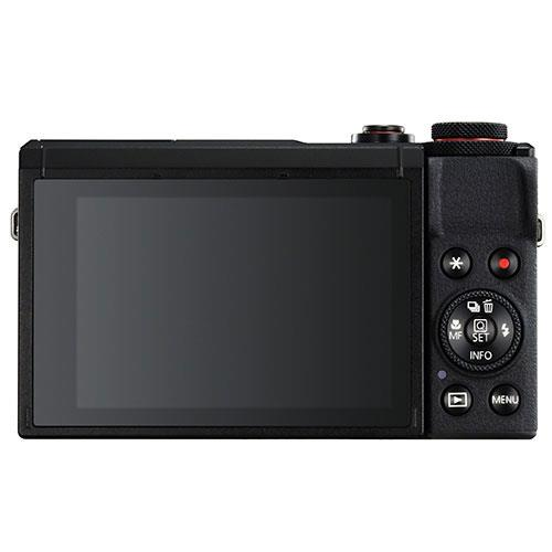 PowerShot G7 X Mark III Digital Camera in Black with Extra Battery Product Image (Secondary Image 2)