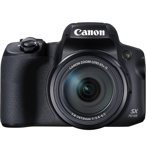 Powershot SX70 HS Digital Camera Product Image (Primary)