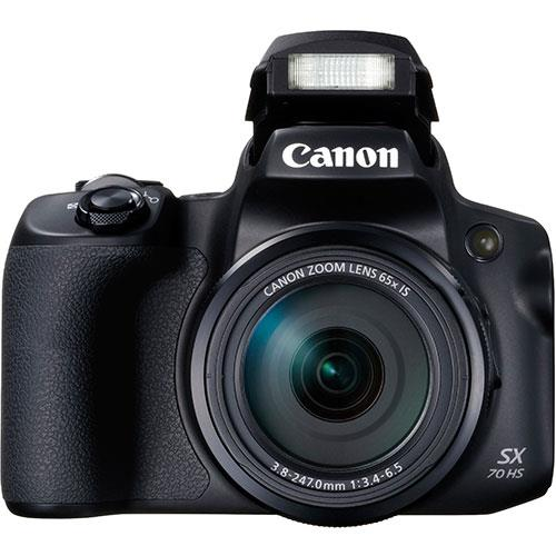 Powershot SX70 HS Digital Camera Product Image (Secondary Image 5)