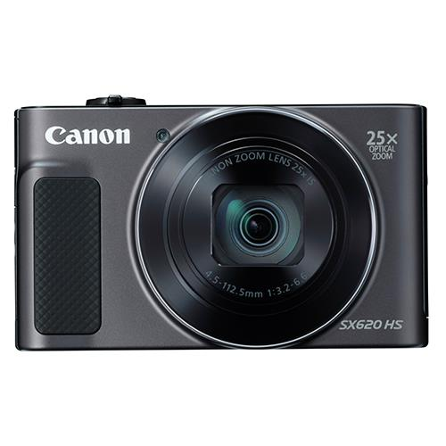 Powershot SX620 Digital Camera in Black Product Image (Secondary Image 2)