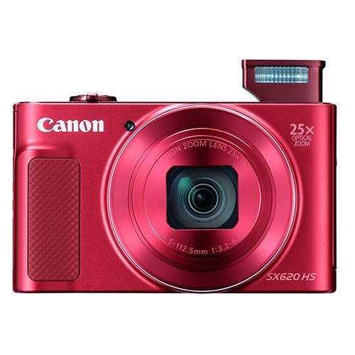 Jessops Discount Code >> Canon Powershot SX620 Digital Camera in Red - Jessops