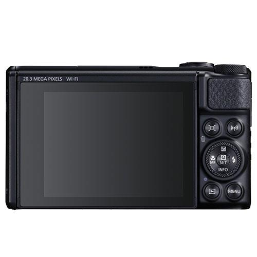 PowerShot SX740 HS Camera in Black with Canon Case & Joby GorillaPod Product Image (Secondary Image 2)
