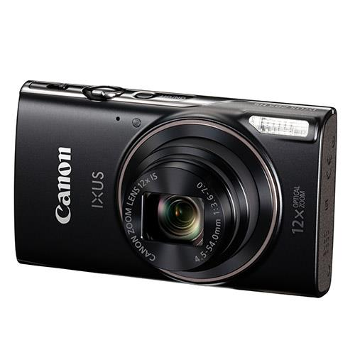 Ixus 285 HS Digital Camera in Black Product Image (Primary)