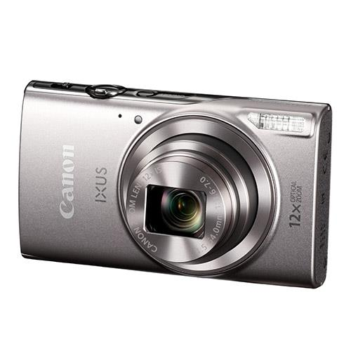 Ixus 285 HS Digital Camera in Silver Product Image (Primary)