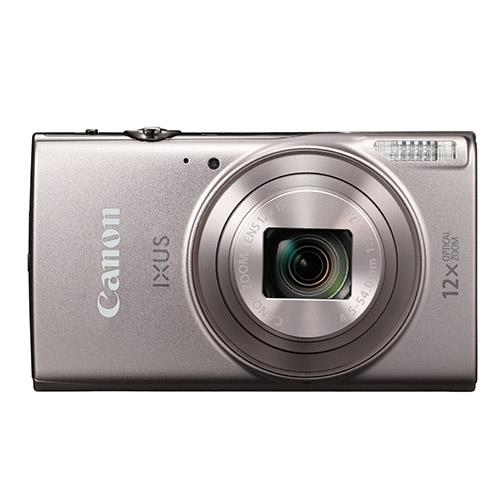 Ixus 285 HS Digital Camera in Silver Product Image (Secondary Image 1)