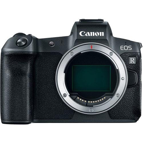 EOS R Mirrorless Camera with Mount Adapter Product Image (Primary)