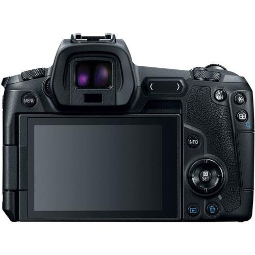 EOS R Mirrorless Camera Body Product Image (Secondary Image 1)