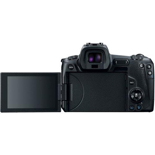EOS R Mirrorless Camera Body Product Image (Secondary Image 2)