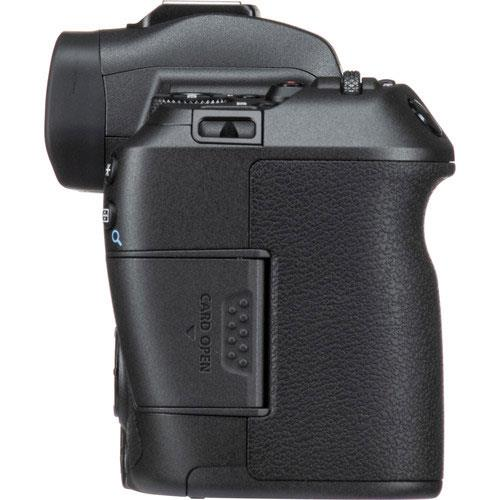 EOS R Mirrorless Camera Body Product Image (Secondary Image 5)