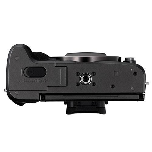 EOS M5 Mirrorless Camera Body in Black Product Image (Secondary Image 5)