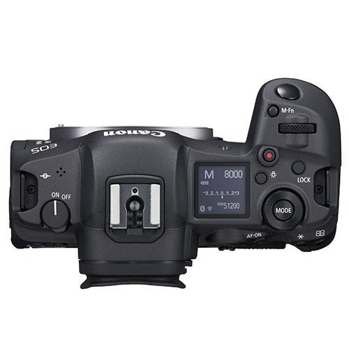 EOS R5 Mirrorless Camera Body Product Image (Secondary Image 2)