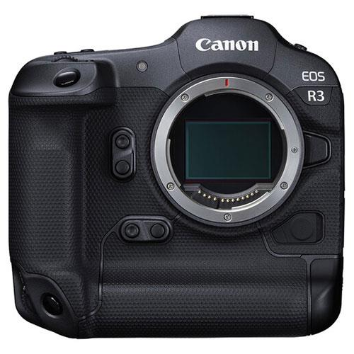 EOS R3 Mirrorless Camera Body Product Image (Primary)