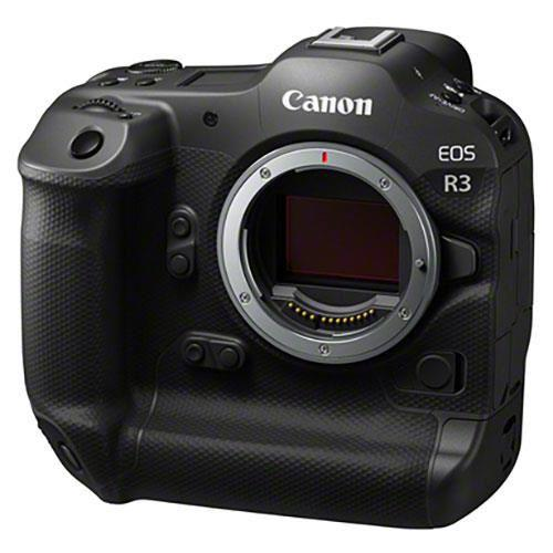 EOS R3 Mirrorless Camera Body Product Image (Secondary Image 2)