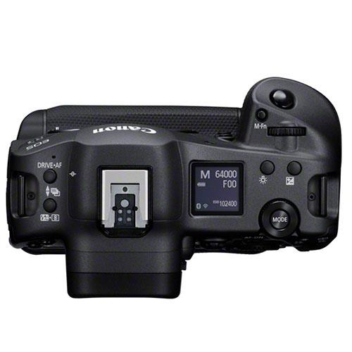 EOS R3 Mirrorless Camera Body Product Image (Secondary Image 5)