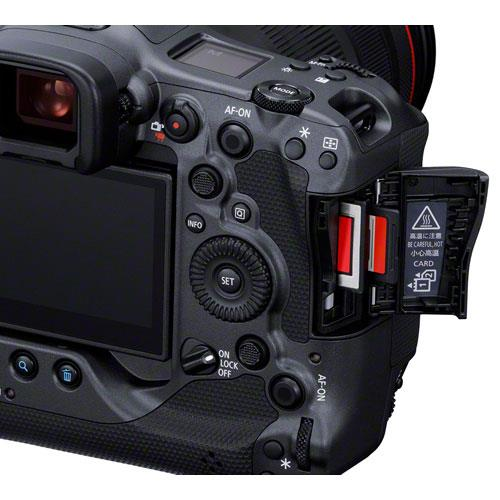EOS R3 Mirrorless Camera Body Product Image (Secondary Image 6)