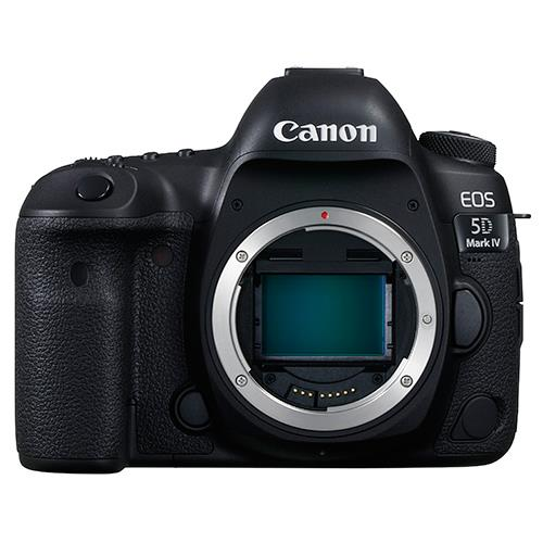 EOS 5D Mark IV Digital SLR Body Product Image (Primary)